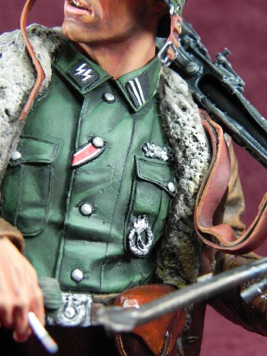 Фигурки: Немецкий пулеметчик, фото #5
