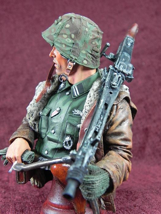 Фигурки: Немецкий пулеметчик, фото #6