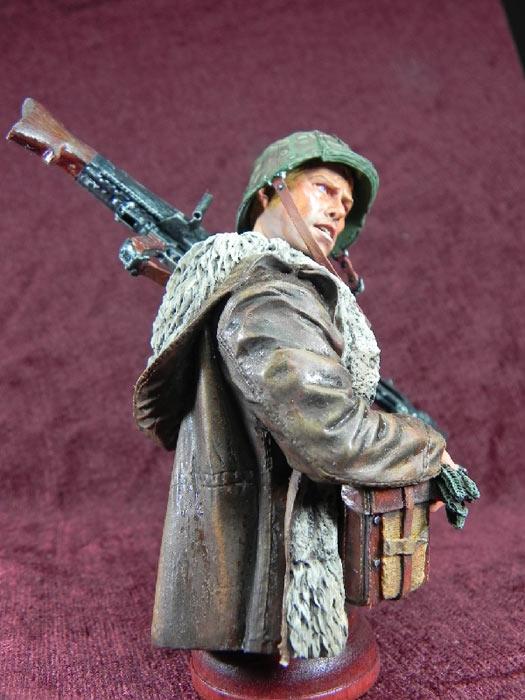 Фигурки: Немецкий пулеметчик, фото #8