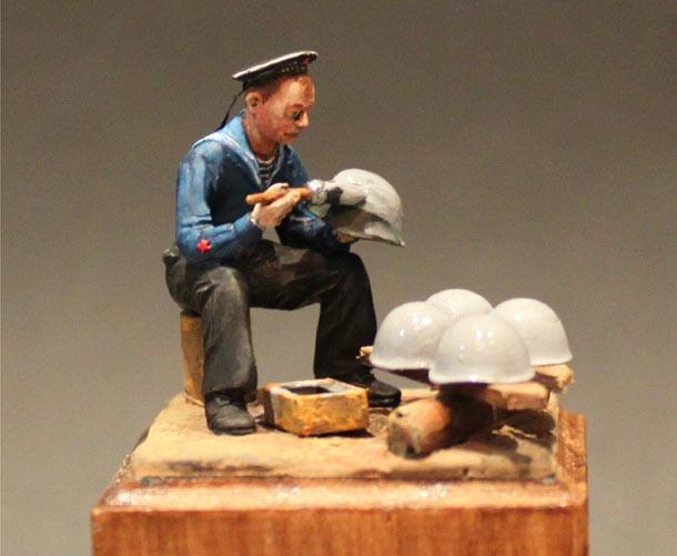 Скульптура: Юнга, 1942 г.
