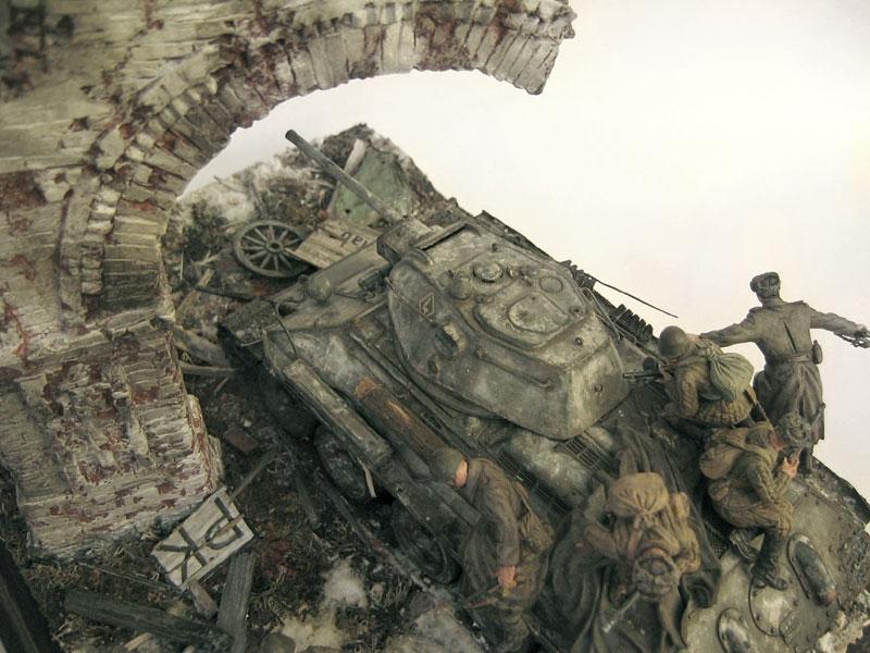 Диорамы и виньетки: Триумфальная арка, фото #7