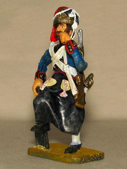 Учебка: Испанский сапер и французский пехотинец, фото #2