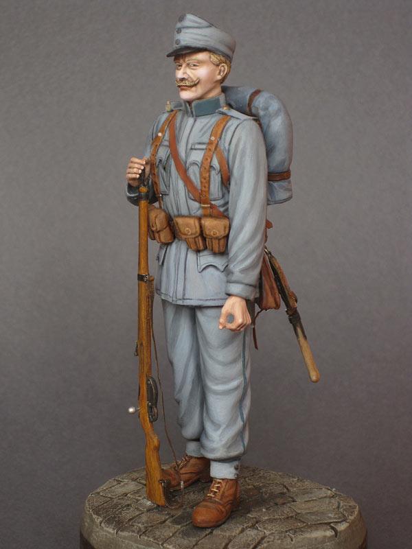 Фигурки: Пехотинец Австро-Венгрии, 1914, фото #2