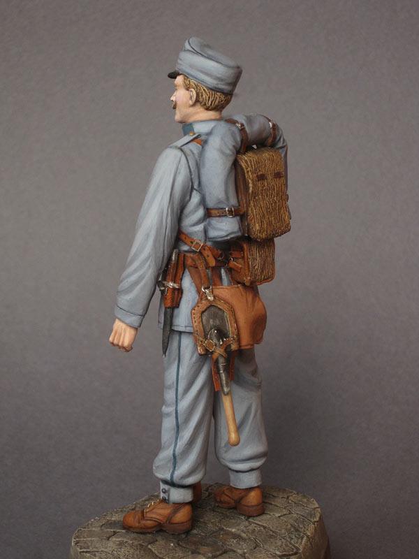 Фигурки: Пехотинец Австро-Венгрии, 1914, фото #3