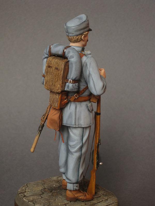 Фигурки: Пехотинец Австро-Венгрии, 1914, фото #5