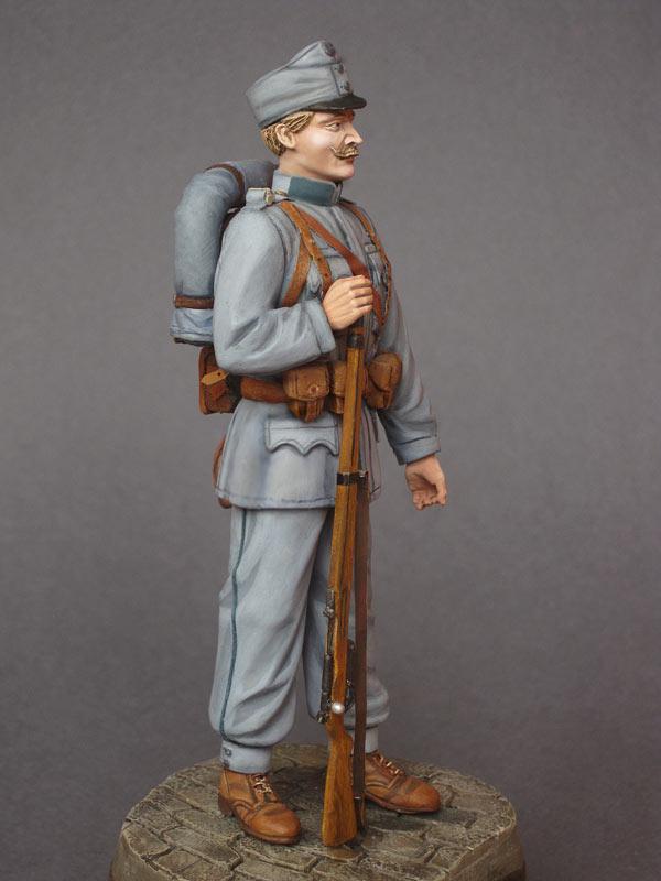 Фигурки: Пехотинец Австро-Венгрии, 1914, фото #6