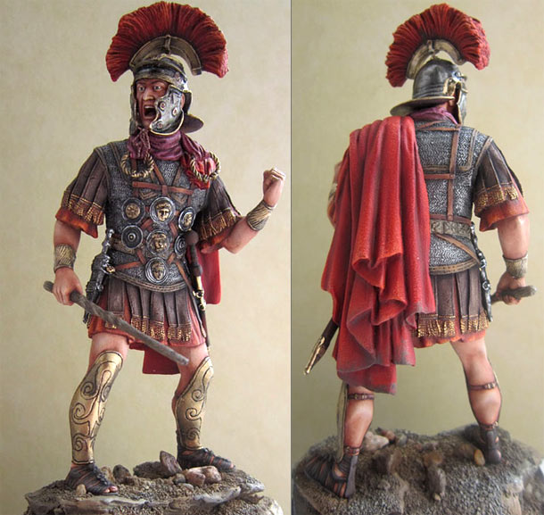 Фигурки: Вперед! Во славу Рима!