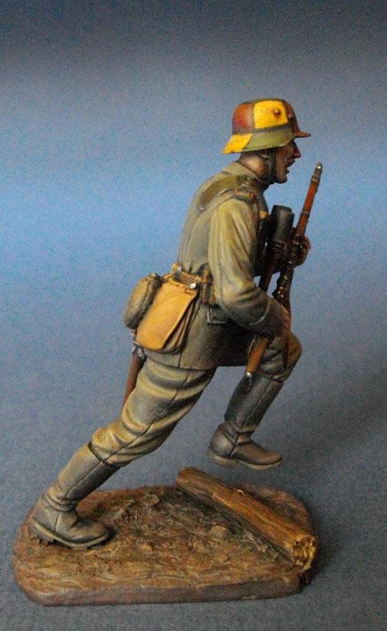 Фигурки: Немецкий штурмовик, 1МВ, фото #7