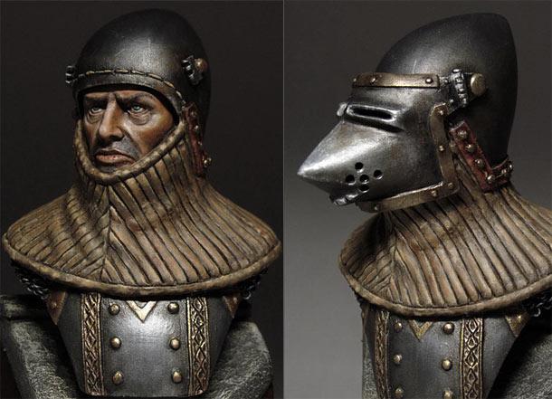 Фигурки: Рыцарь (XIV-XV вв.)