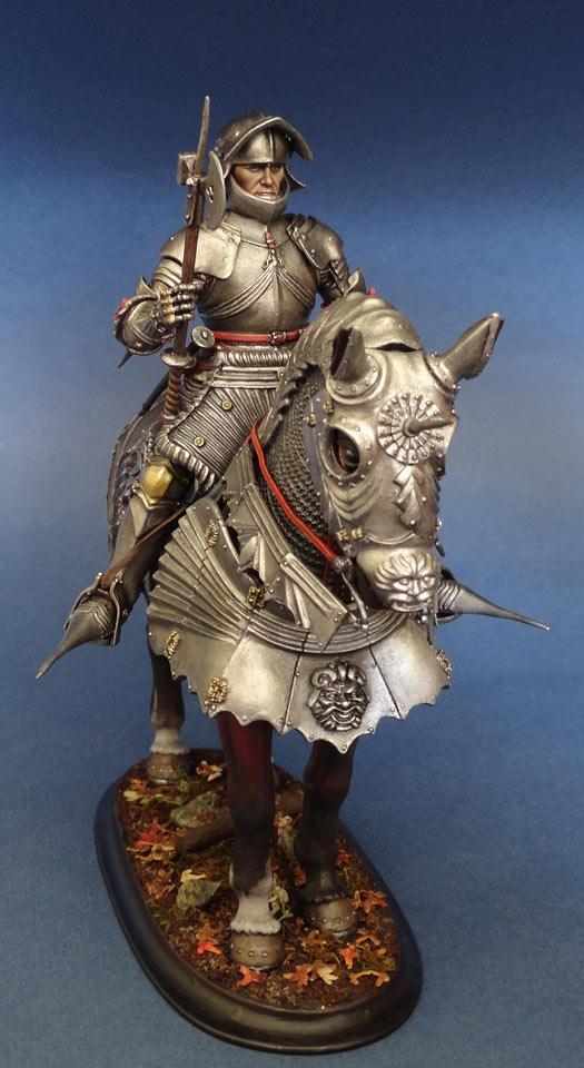 Фигурки: Готический рыцарь (Германия, 1480 г.), фото #1