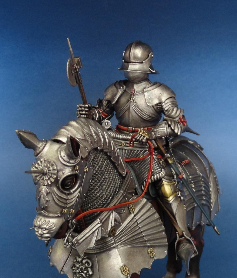 Фигурки: Готический рыцарь (Германия, 1480 г.), фото #10