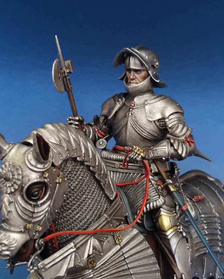 Фигурки: Готический рыцарь (Германия, 1480 г.), фото #11