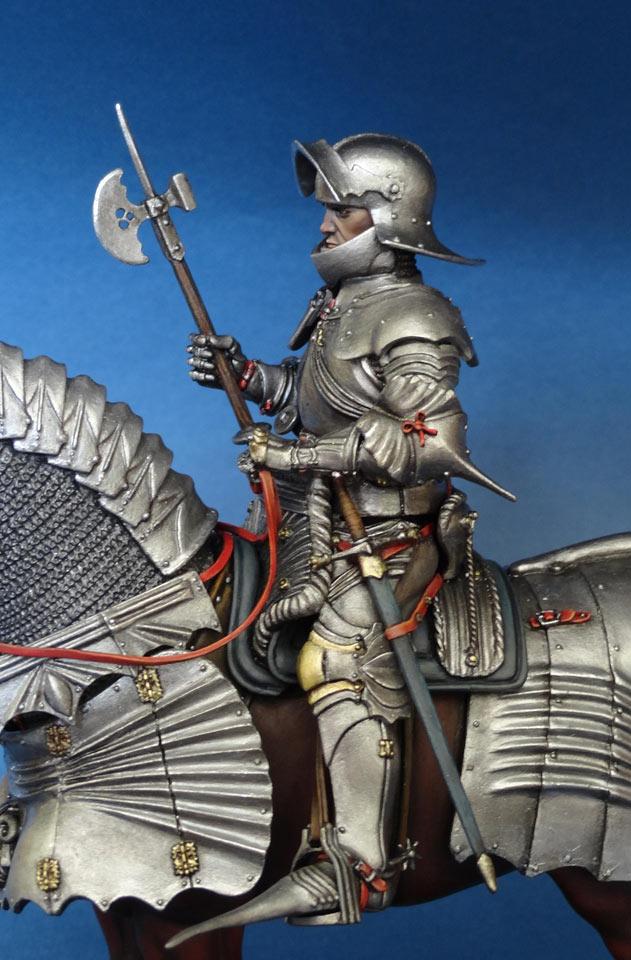 Фигурки: Готический рыцарь (Германия, 1480 г.), фото #12