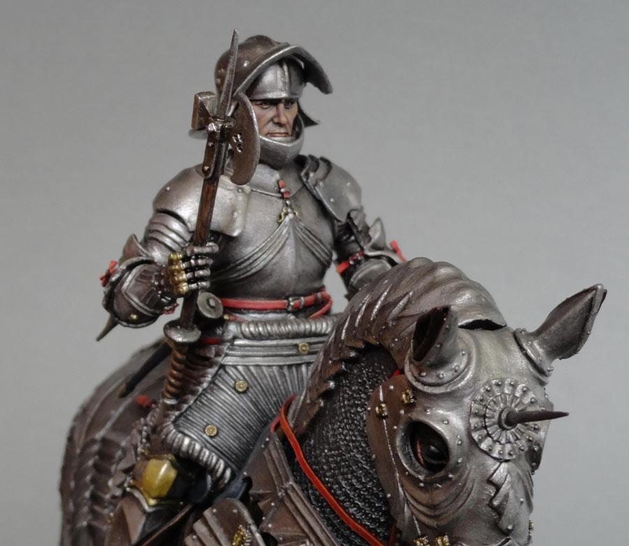 Фигурки: Готический рыцарь (Германия, 1480 г.), фото #14