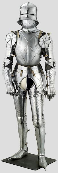 Фигурки: Готический рыцарь (Германия, 1480 г.), фото #15