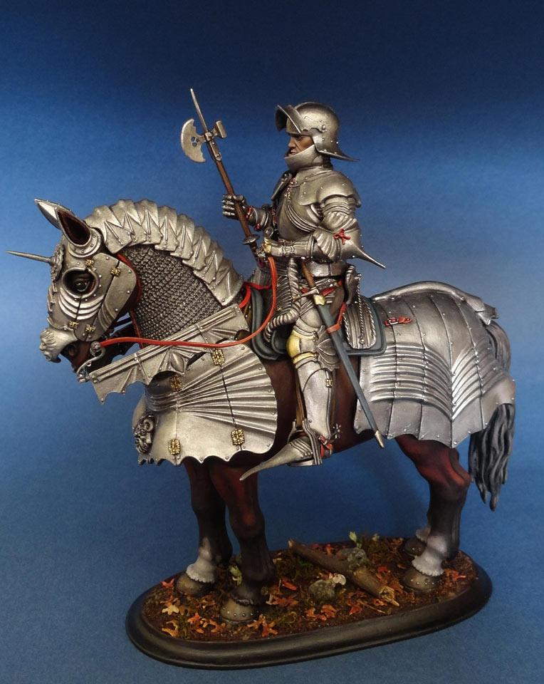 Фигурки: Готический рыцарь (Германия, 1480 г.), фото #4