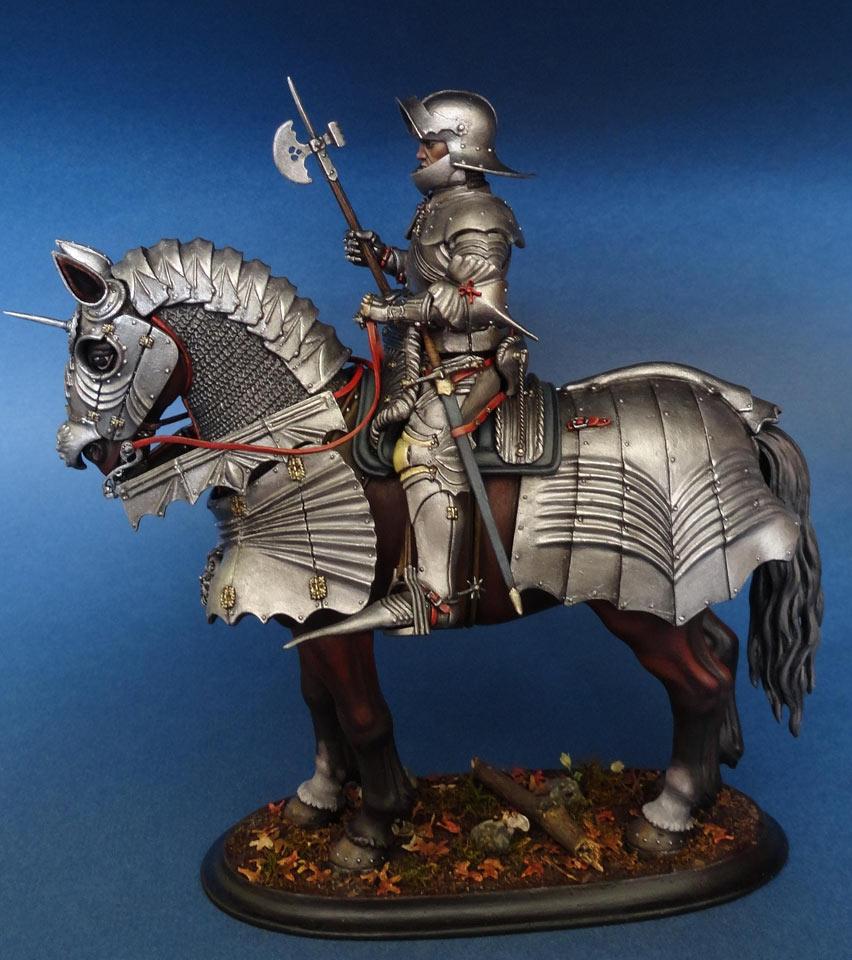 Фигурки: Готический рыцарь (Германия, 1480 г.), фото #5