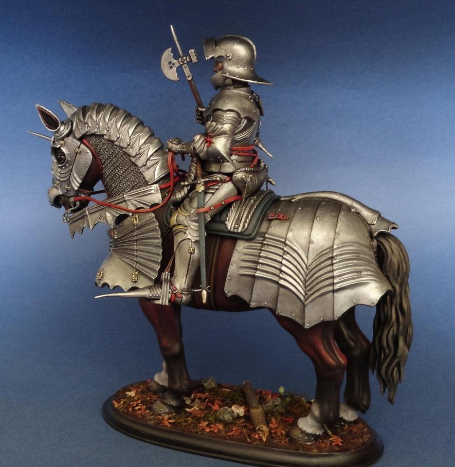 Фигурки: Готический рыцарь (Германия, 1480 г.), фото #6