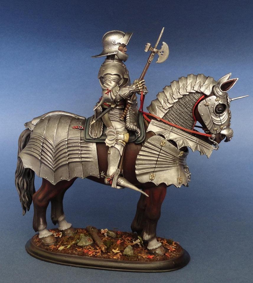 Фигурки: Готический рыцарь (Германия, 1480 г.), фото #7