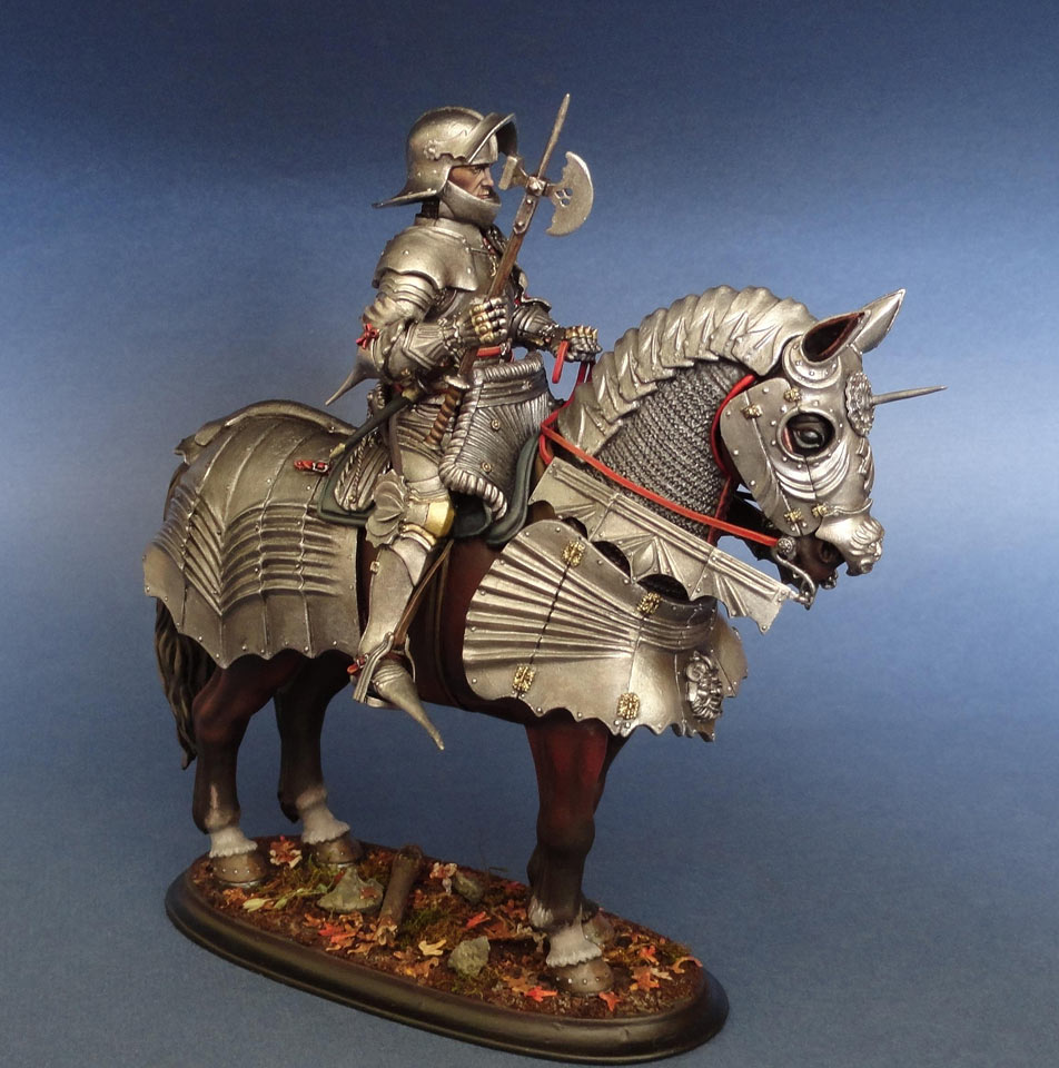 Фигурки: Готический рыцарь (Германия, 1480 г.), фото #8