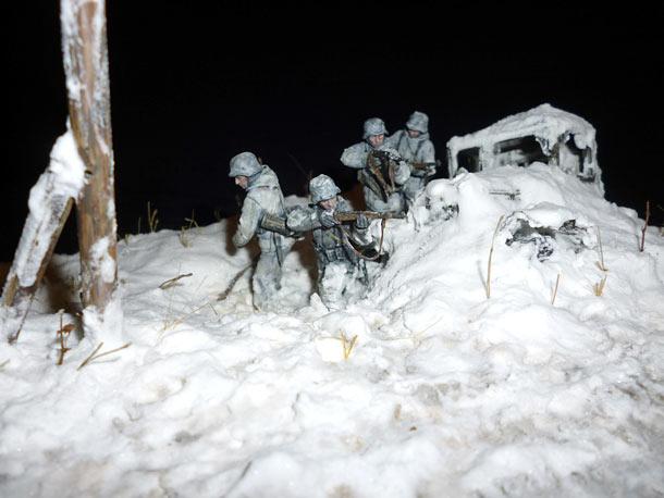 Диорамы и виньетки: Зима 43-го