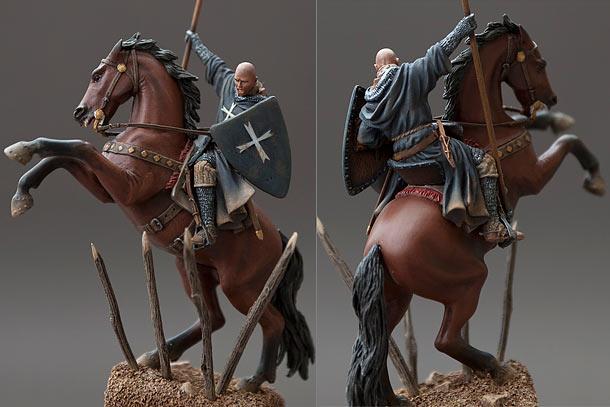 Фигурки: Рыцарь ордена Госпитальеров