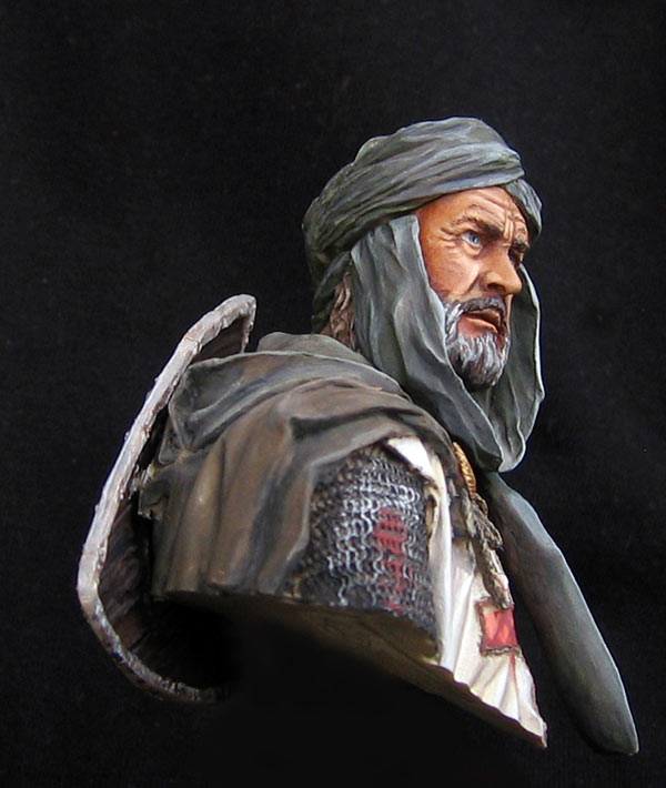 Фигурки: Рыцарь-тамплиер, Иерусалим., фото #3