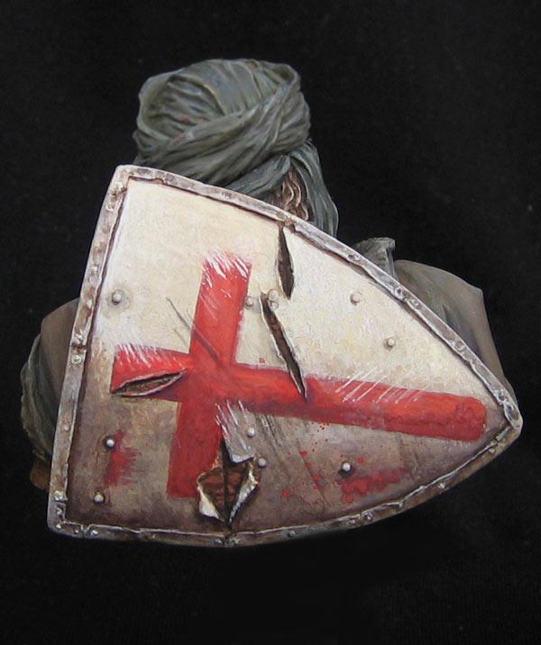 Фигурки: Рыцарь-тамплиер, Иерусалим., фото #5