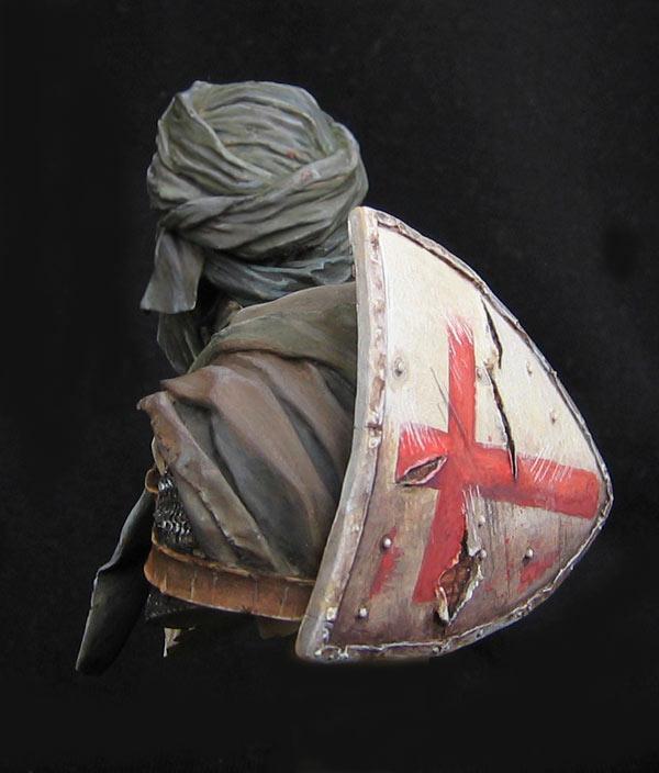Фигурки: Рыцарь-тамплиер, Иерусалим., фото #6