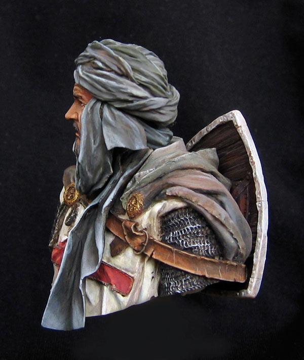 Фигурки: Рыцарь-тамплиер, Иерусалим., фото #7