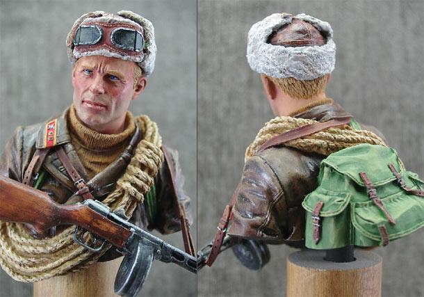 Фигурки: Советский горный стрелок