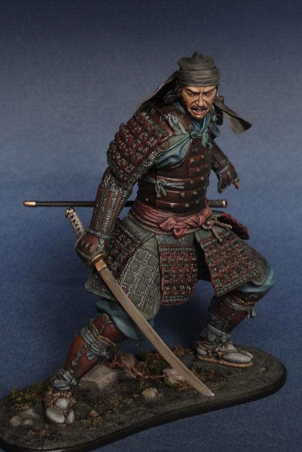 Фигурки: Ронин (XVIII век, эпоха Токугавы), фото #9