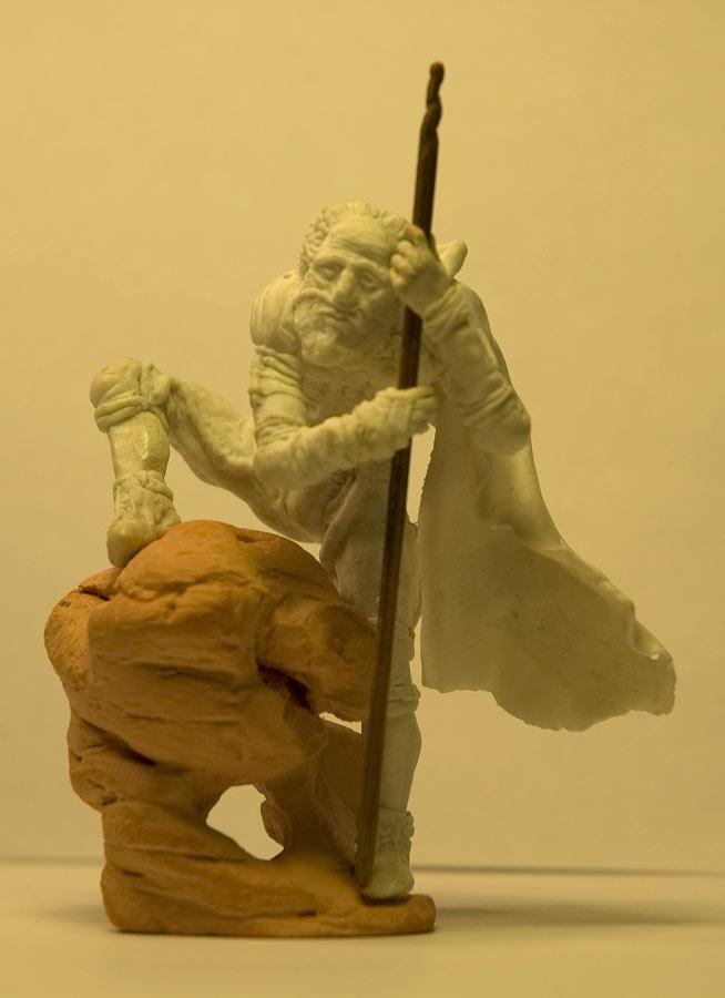 Скульптура: Фримен, фото #1