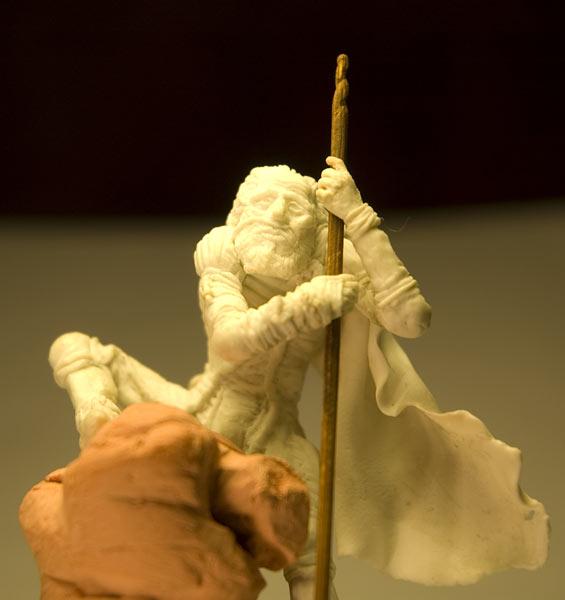 Скульптура: Фримен, фото #6