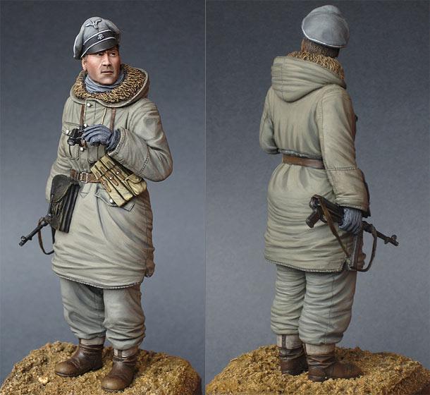 Фигурки: Офицер Ваффен-СС, 1943-45 г