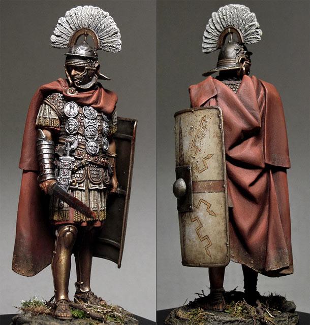 Фигурки: Римский центурион (I в. н.э.)