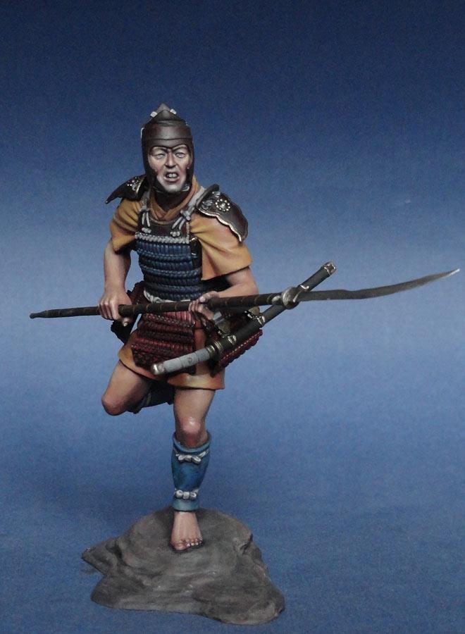 Фигурки: Асигару (Япония, XIII-XIV вв.), фото #1