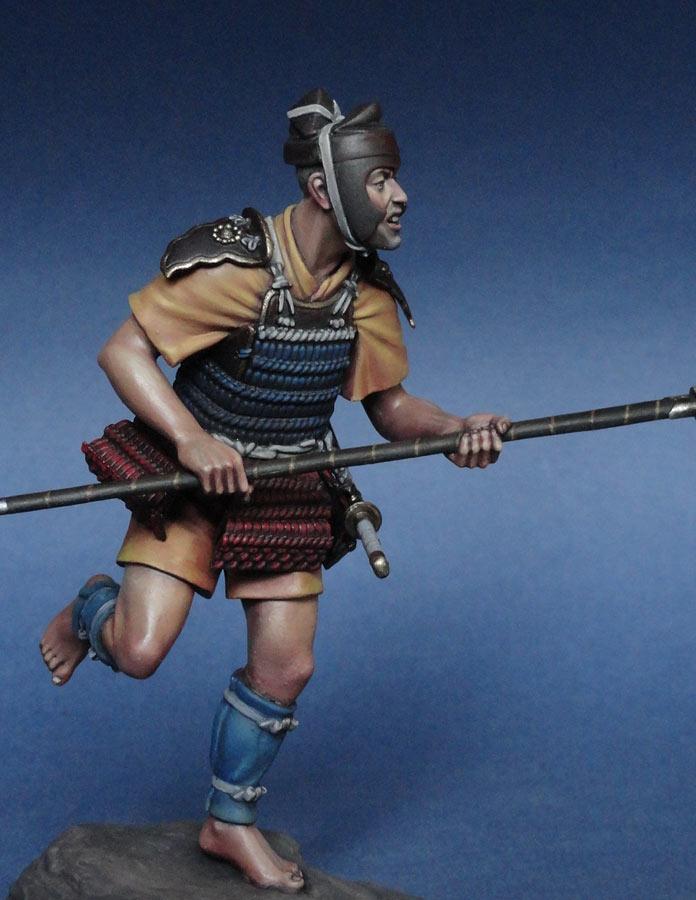 Фигурки: Асигару (Япония, XIII-XIV вв.), фото #8