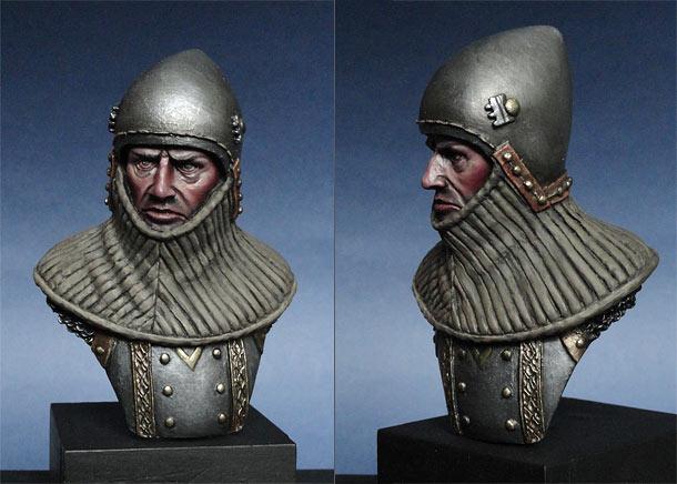 Фигурки: Итальянский рыцарь (конец XIV в.)