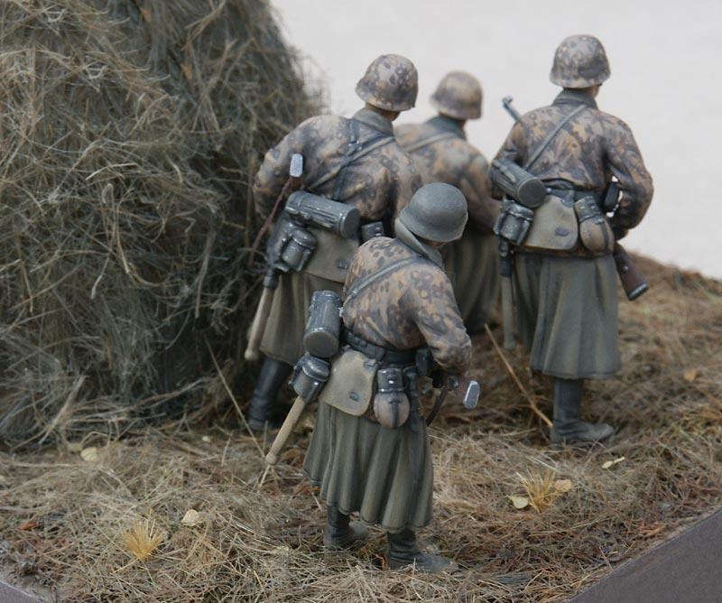Диорамы и виньетки: Nach Moskau!, фото #6