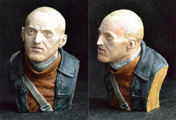 Скульптура: сталкер