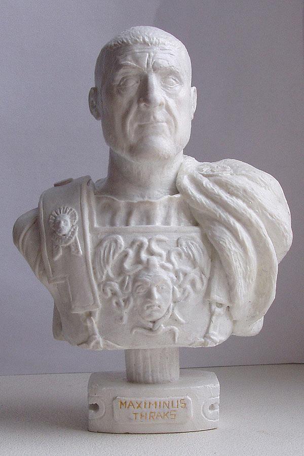 Скульптура: Максимин Фракиец, фото #1