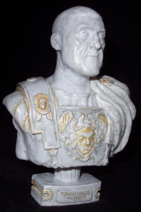 Скульптура: Максимин Фракиец, фото #12