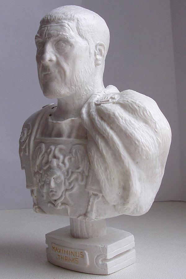 Скульптура: Максимин Фракиец, фото #6