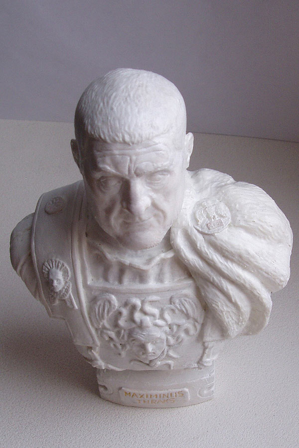Скульптура: Максимин Фракиец, фото #7