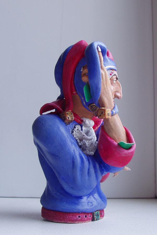 Скульптура: Шут, фото #11