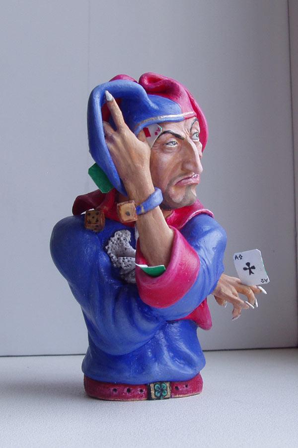 Скульптура: Шут, фото #13