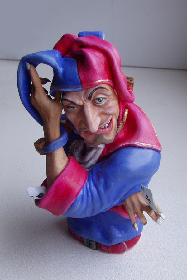 Скульптура: Шут, фото #14