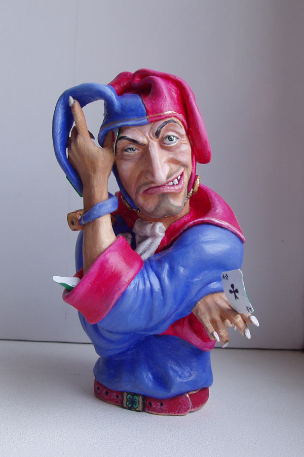 Скульптура: Шут, фото #7