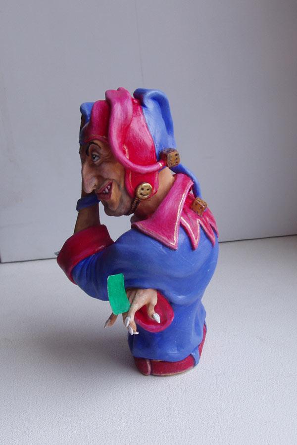 Скульптура: Шут, фото #8